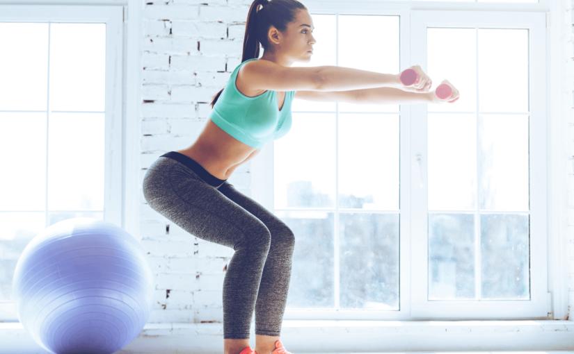 ダイエットの強い味方!「スクワット」運動の正しいやり方と効果