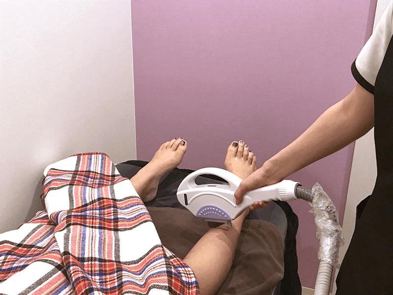 【脱毛体験】痛くない! 感動の最新技術「SHR脱毛」を体験してみた