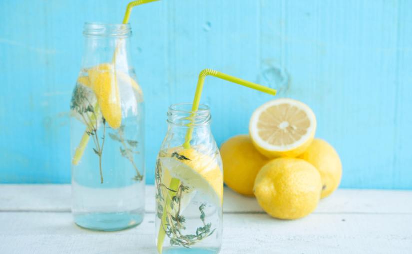 レモン水ダイエットが人気の秘密は?美容にも良い嬉しい効果と作り方