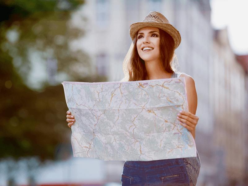 安全で楽しいひとり旅で出会いを見つけよう