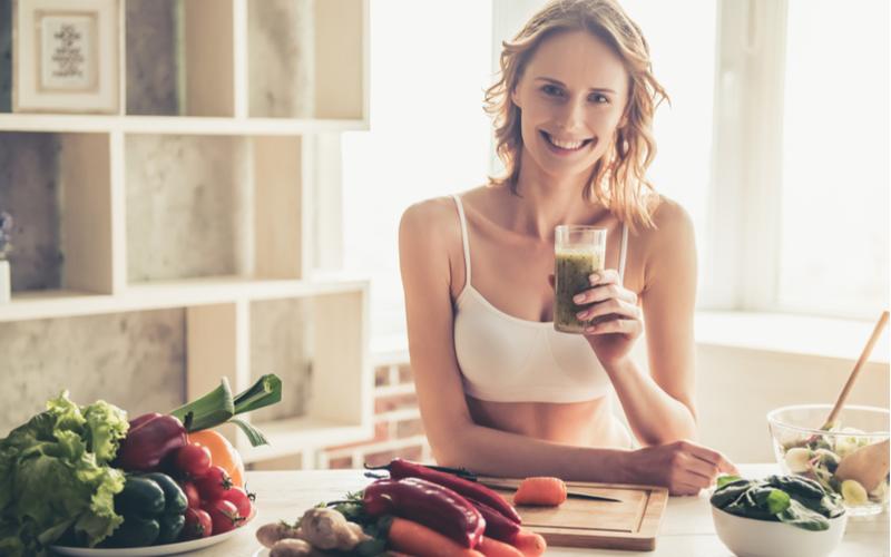 ダイエットにも健康にも!食物繊維の種類と効果
