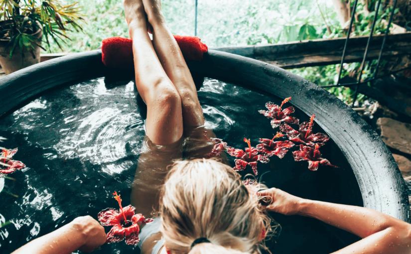ゲルマニウム温浴でデトックス!凄い効果で体質改善!