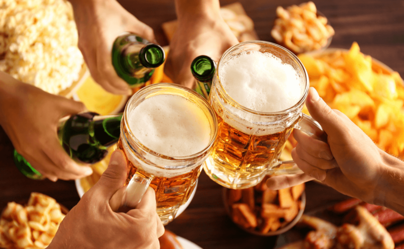 飲み会の後のむくみとさよならしよう!むくみを防止する方法と解消法をご紹介